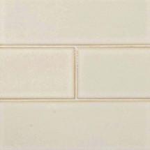 Highland Park Antique White Glazed Handcrafted 4x12 (SMOT-PT-AW412)