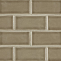 Highland Park Artisan Taupe Subway Tile 3x6 (SMOT-PT-ARTA36)