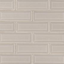 Highland Park Portico Pearl 2x6 Beveled Mosaic (SMOT-PT-PORPEA-2X6B)