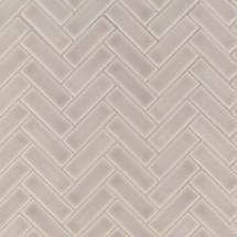 Highland Park Portico Pearl Herringbone Mosaic (SMOT-PT-PORPEA-HB)