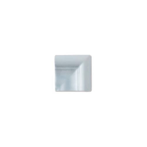 Studio Ice Blue Frame Corner for 2.8x7.8 Rail Molding (ADSTI204)