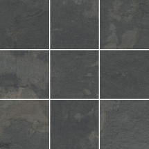 Slate Anthracite 4X4 Mosaic (31211227Y1)