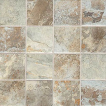 Kendal Slate Easdale Neutral Mosaic 3X3