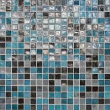"City Lights - Rio Mesh Mounted Mosaic 1/2"" x 1/2"" On 11-1/2"" x 11-1/2"" Sheet"