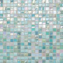 "City Lights - South Beach Paper Face Mosaic 1/2"" x 1/2"" On 11-1/2"" x 11-1/2"" Sheet"