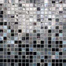 "City Lights - Manhattan Mesh Mounted Mosaic 1/2"" x 1/2"" On 11-1/2"" x 11-1/2"" Sheet"