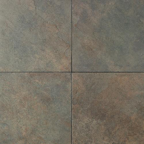Continental Slate - Brazillian Green 6x6