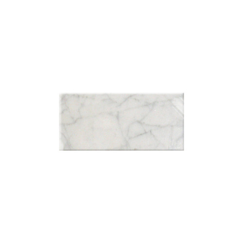 Bianco Carrara Polished 3X6