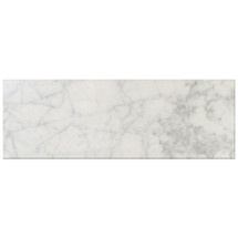 Bianco Carrara Polished 6X12