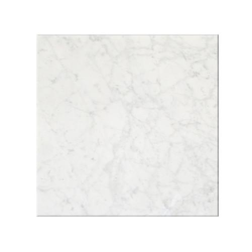 Bianco carrara honed 12x12 tiles direct store for Carrara marble per square foot