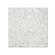 Bianco Carrara Polished 12X12