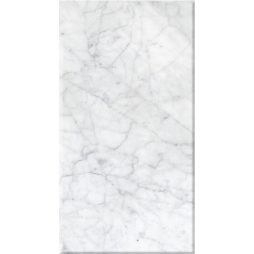 Bianco Carrara Polished 12x24