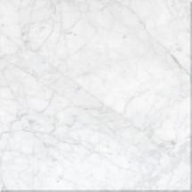 Bianco Carrara Honed 18X18