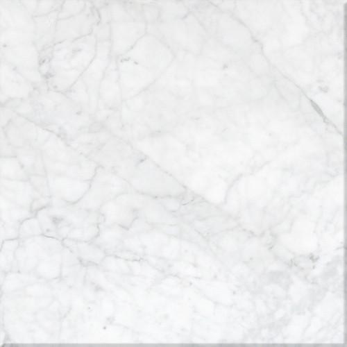 Bianco Carrara Honed 18x18 Tiles Direct Store