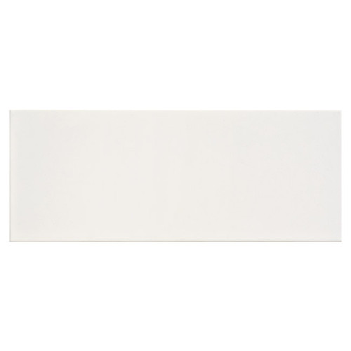 Design positive blanc satin wall 8x20 tiles direct store for Design positive tile