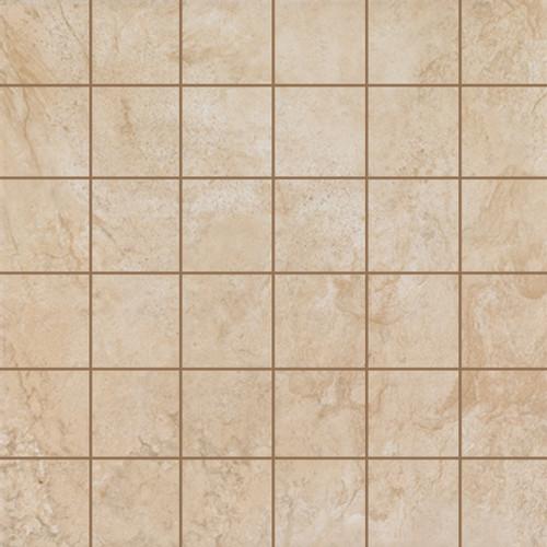 Stonefire Kitchen: Stonefire Almond 2x2 Mosaic