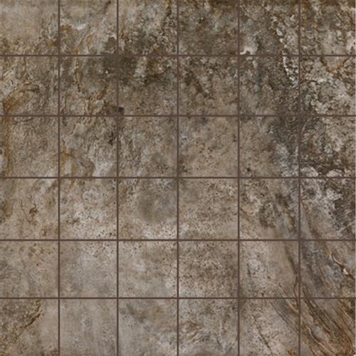 Stonefire Kitchen: Stonefire Grey 2x2 Mosaic