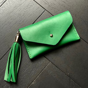 Custom Card Case w Tassel