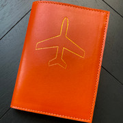 Passport Case - Plane
