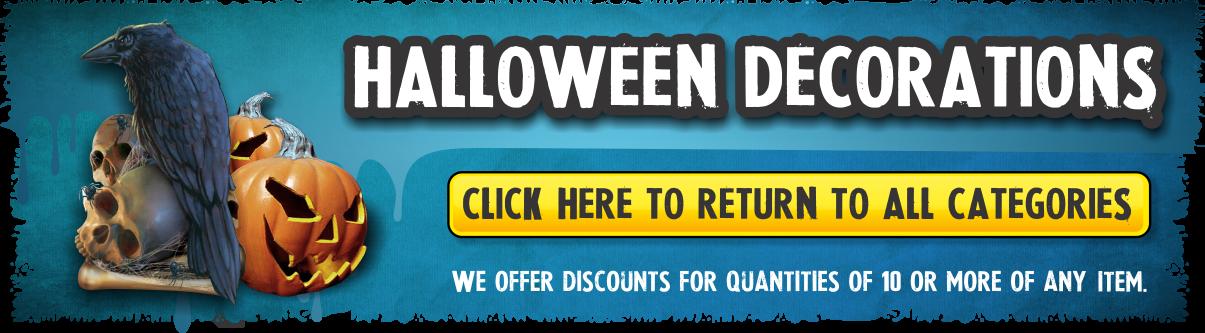 Best 2015 Halloween Decorations & Home Decor