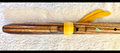Wooden Concert Flute Zebra Pattern (G Minor)