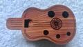 "Guitar Ocarina Flute key of ""C"" Cedar"