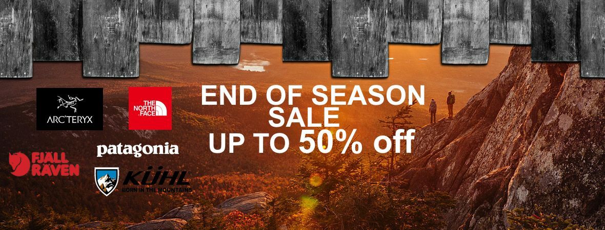 sale arcteryx patagonia osprey the north face kuhl discount clearance