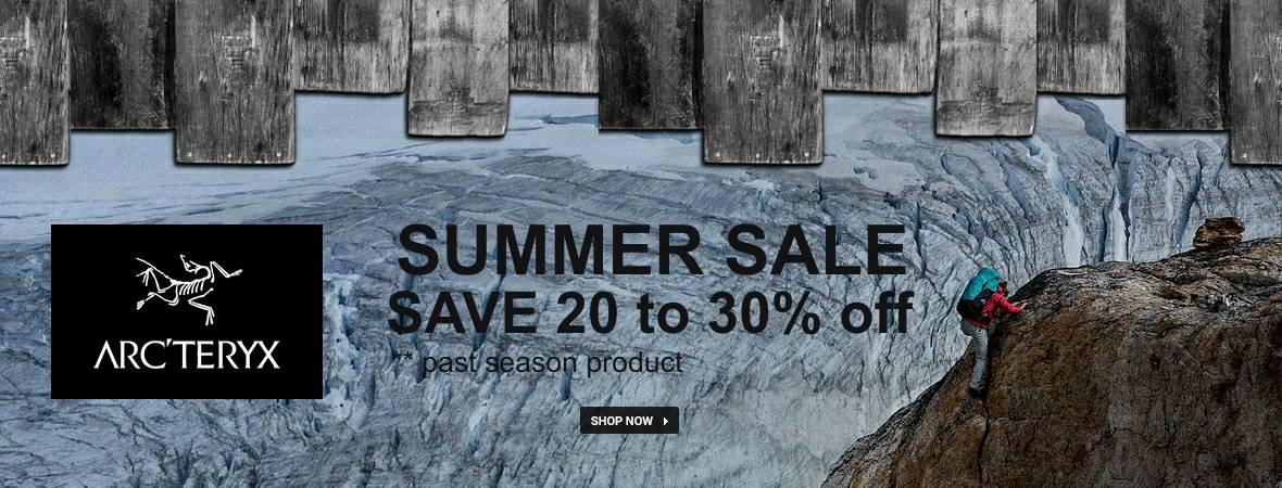 sale arcteryx spring clearance sale