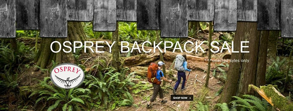 osprey pack sale clearance kestrel kyte volt viva
