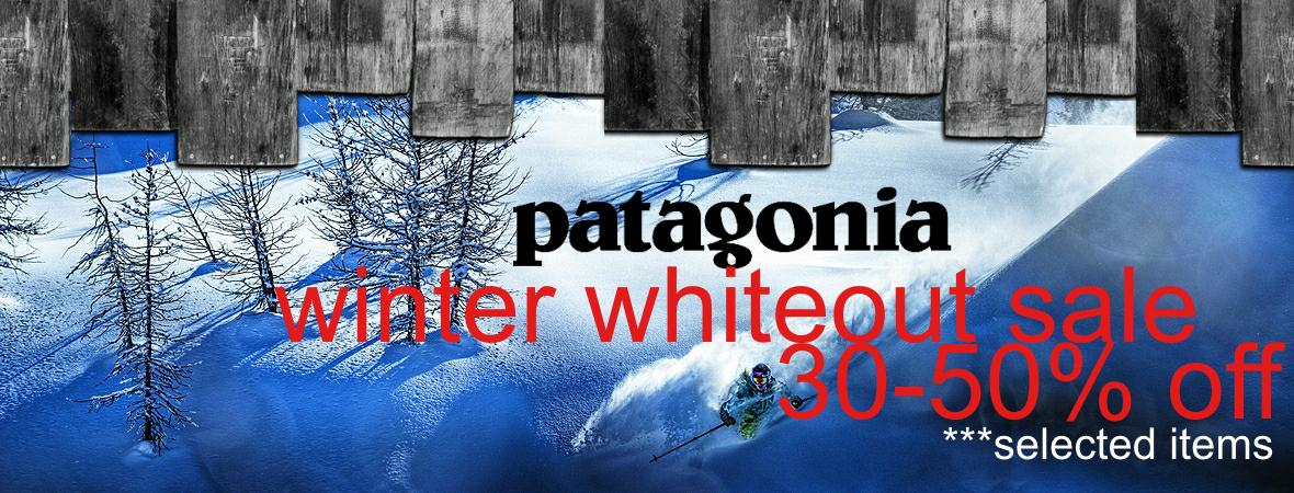 patagonia clearance sale