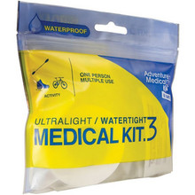 ULTRALIGHT & WATERTIGHT 0.3 MEDICAL KIT