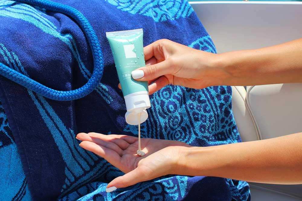 33fuel 8 simple heat training tips - wear sunscreen