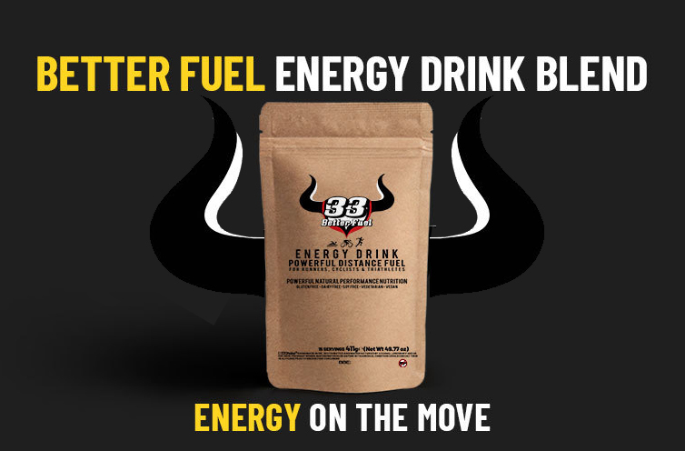 33fuel heat training tips - better fuel energy blend