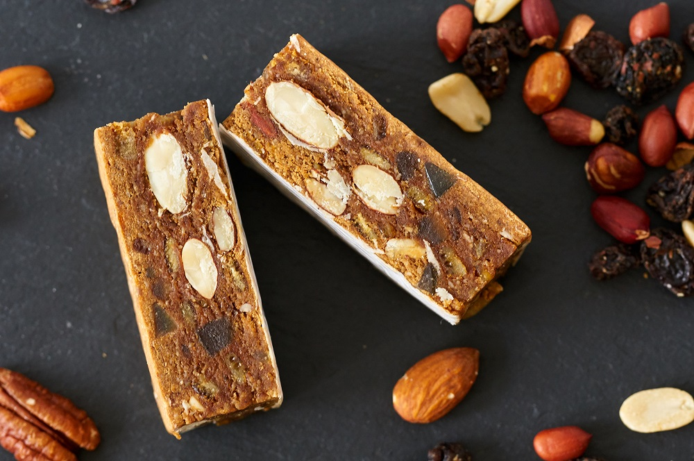 33fuel avoid new years resolution mistakes - eroica protein bar