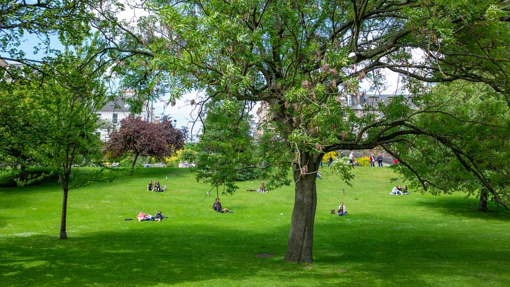 33fuel how to keep fit in the city - green spaces