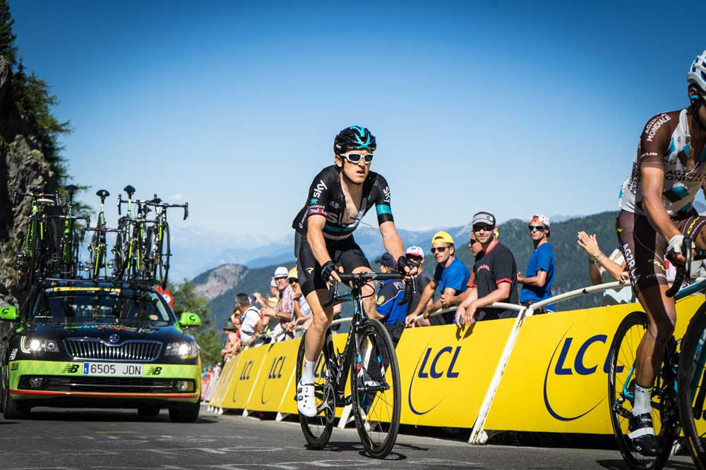 33fuel marginal gains for long term benefits - team sky geraint thomas