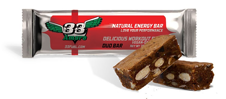 33fuel podcast kerry sutton - amore energy bar