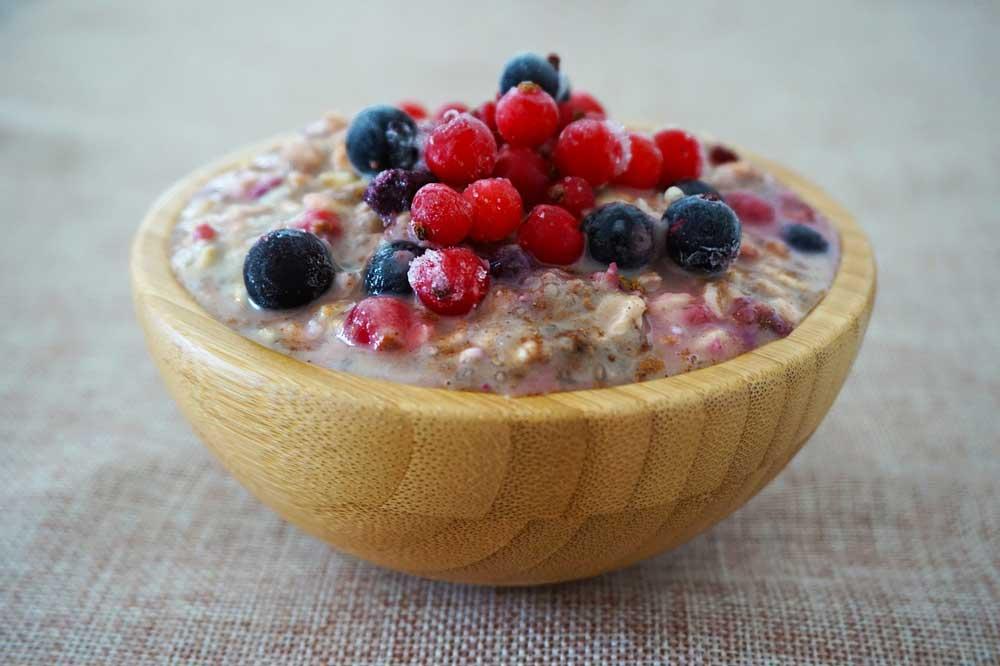 33fuel pro athlete breakfast recipes - oats the breakfast of champions