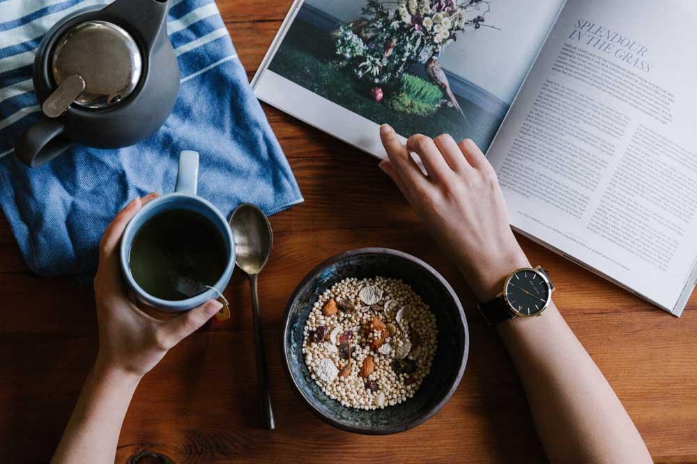 33fuel pro athlete breakfast recipes - quinoa makes a great porridge