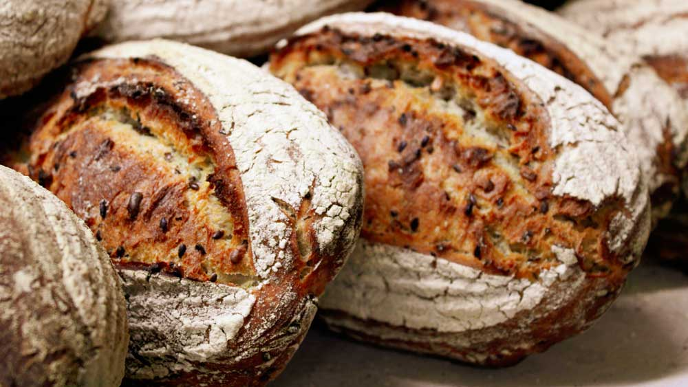 33fuel pro athlete breakfast recipes - sourdough is one of the healthiest breads around