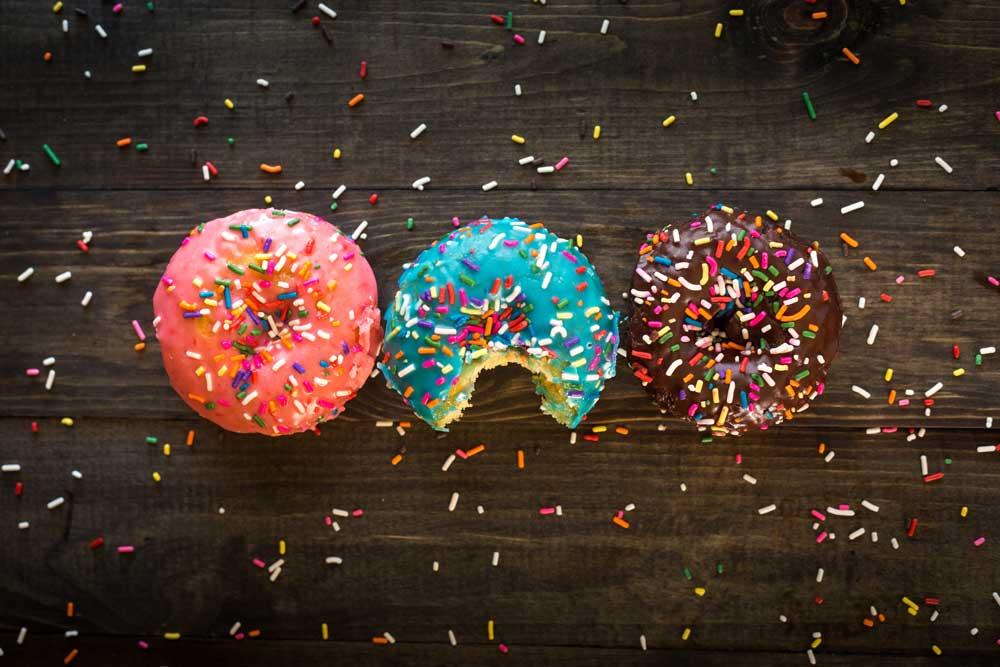 33fuel signs you're burning fat - sugar cravings diminish