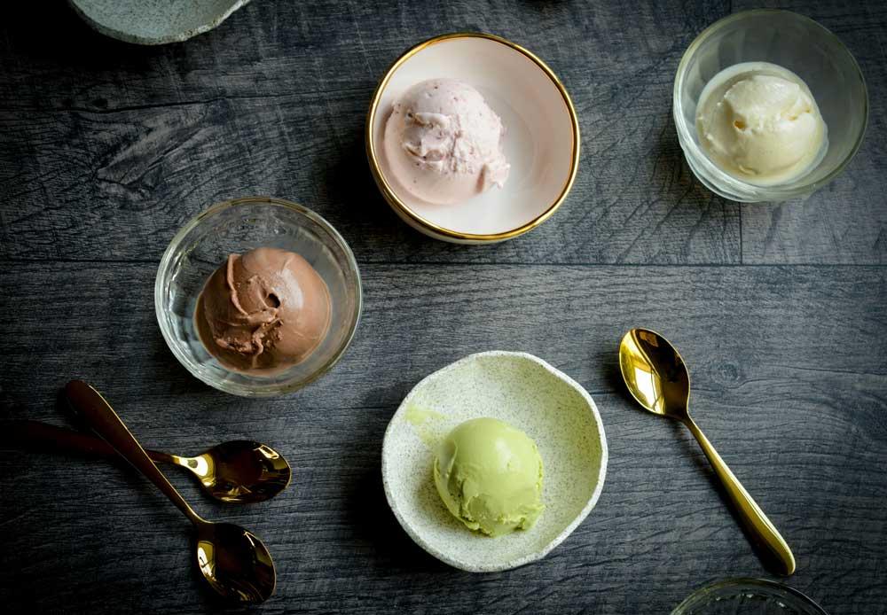 33fuel veganuary recipes - vegan ice cream