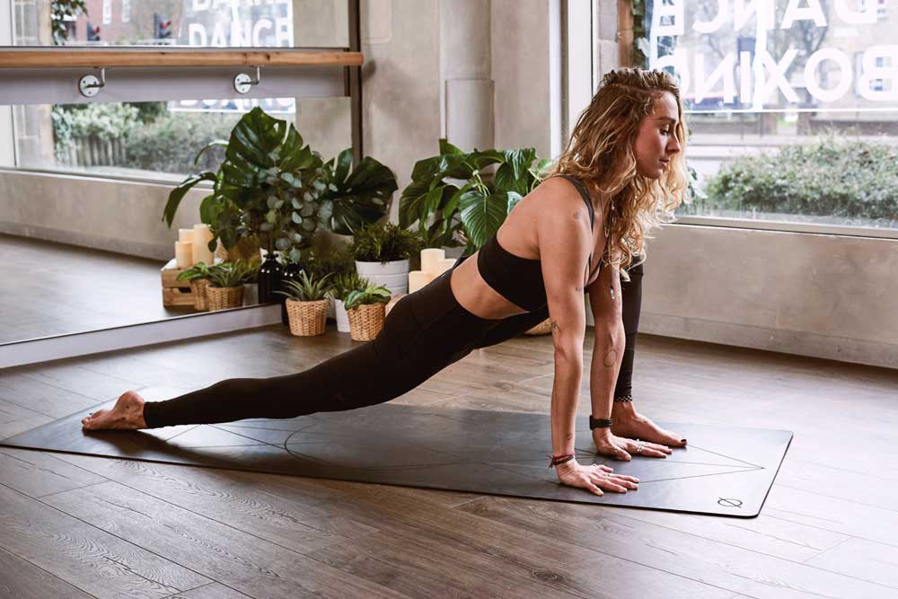 33fuel yoga for endurance athletes - pose