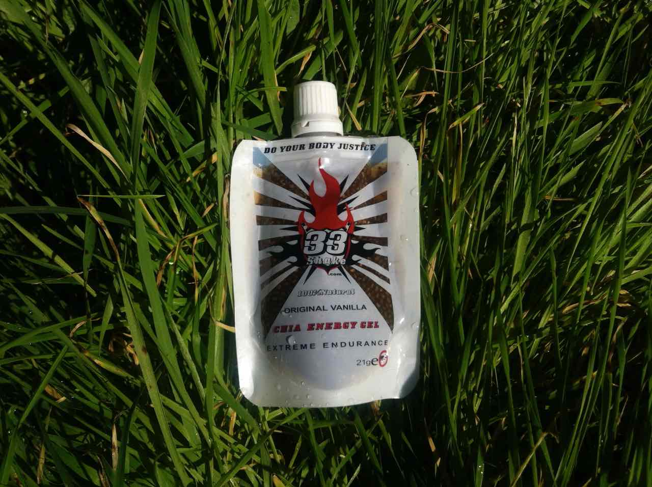 Coffee and athletic performance - 33Shake chia energy gel