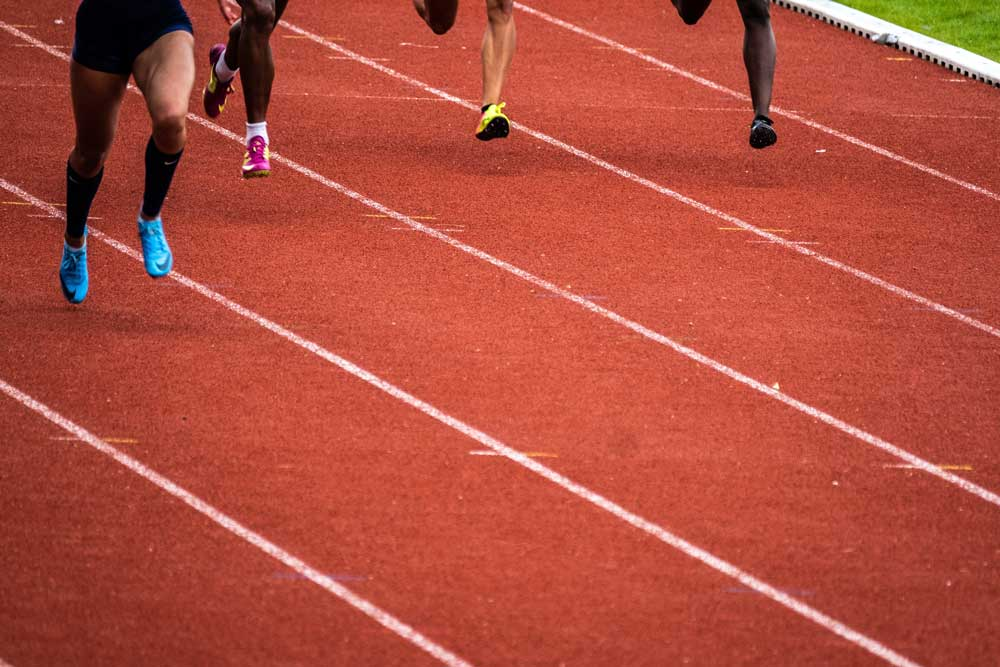 7 lessons sprinters can teach endurance athletes - running form