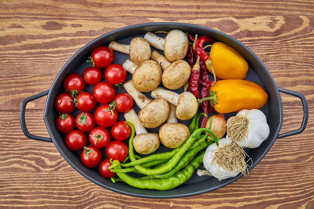 33fuel post exercise immunosuppression - healthy food
