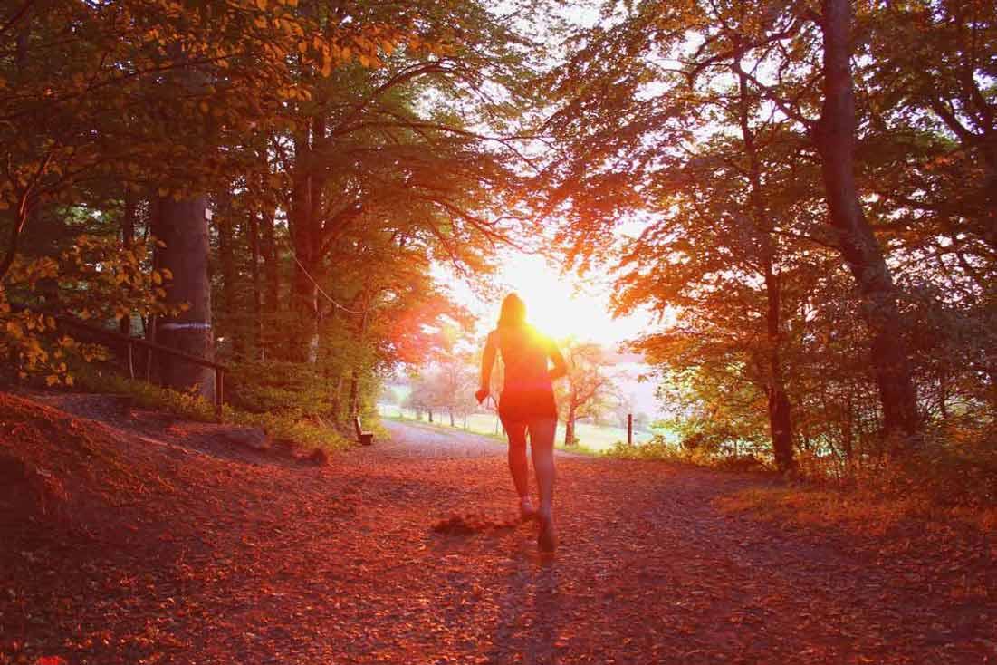 Endurance motivation run