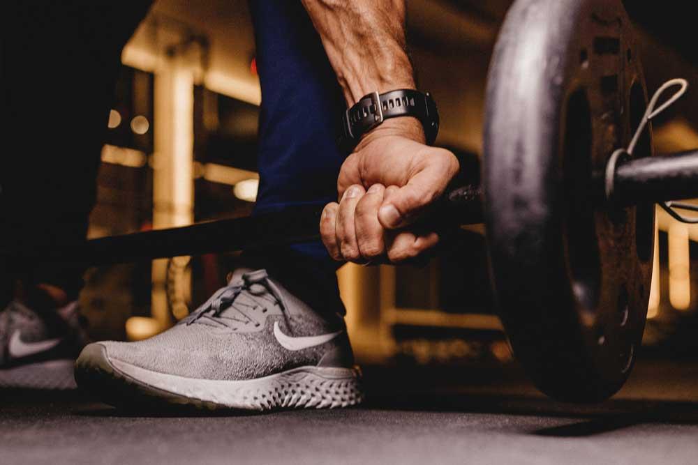 schedule strength training with marathon plan - lift