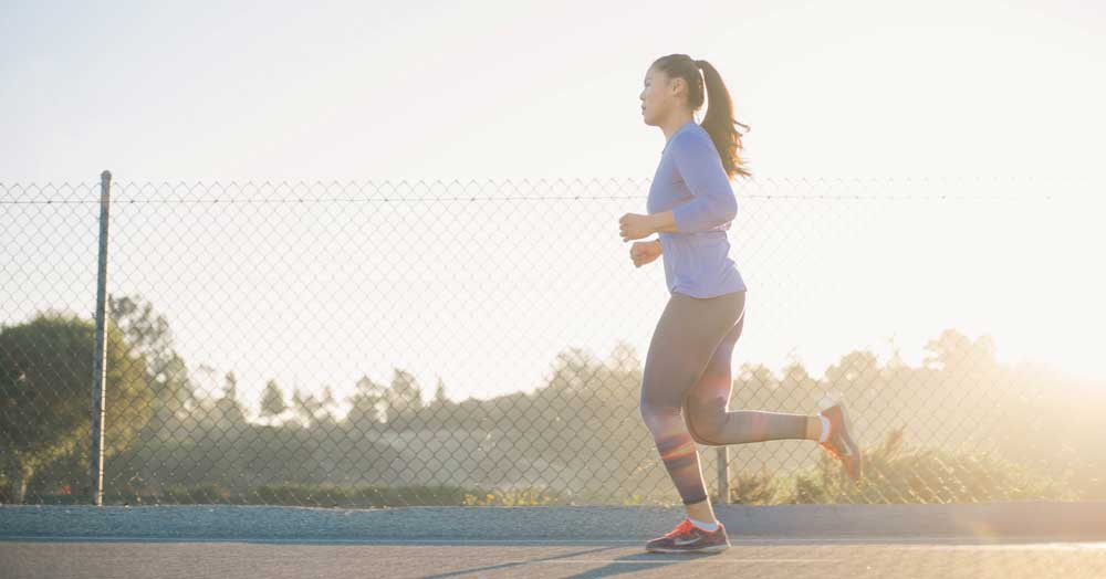 gut health and endurance good and bad foods - running