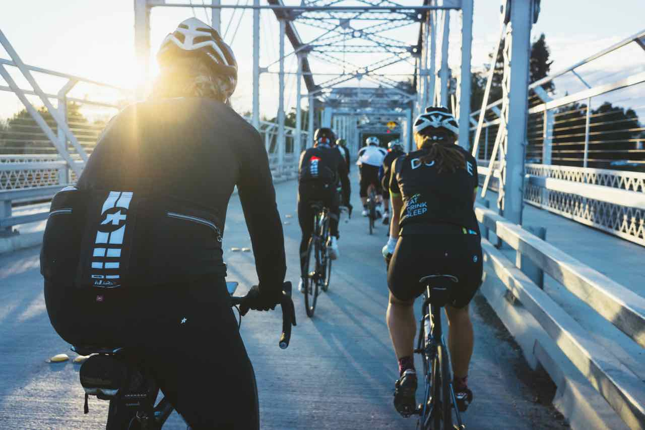 How to become fat adapted cyclist